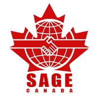 Speaking at Making a Change: SAGE Canada's Entrepreneurship Conference