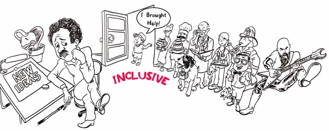 Inclusive StartupVille