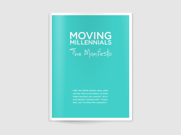 The Moving Millennials Manifesto Cover