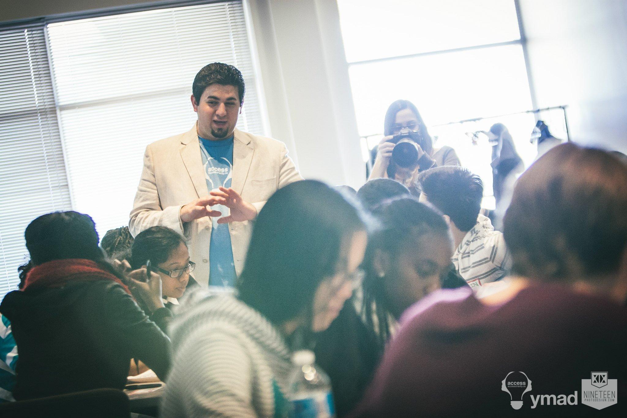 Helping millennials develop their ideas for social change through ACCESS